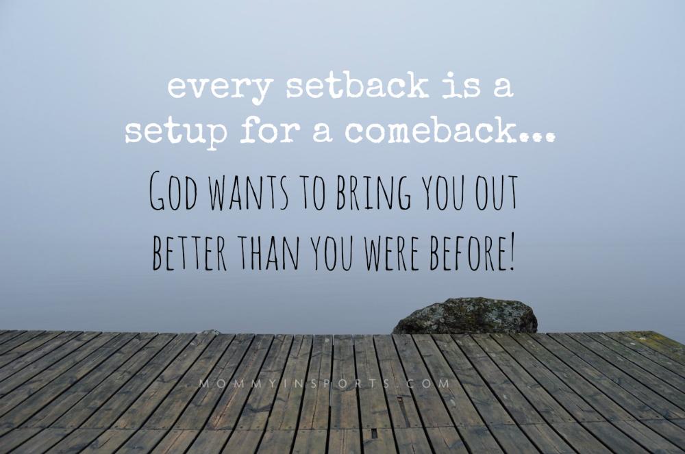 Every Setback Quotejpg Kristen Hewitt