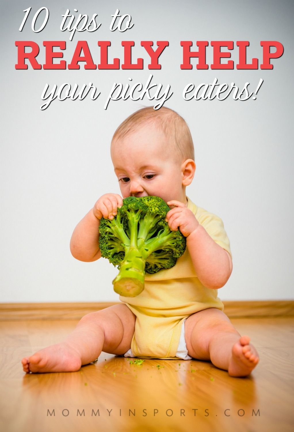 how to eat healthy if your picky
