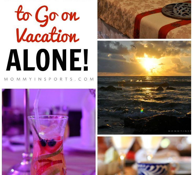Have you thought about travelling alone for a trip to relax and rejuvenate? We did - and it was life changing!