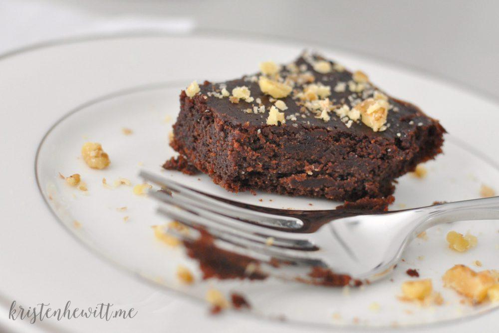 Easy Paleo Fudge Brownies
