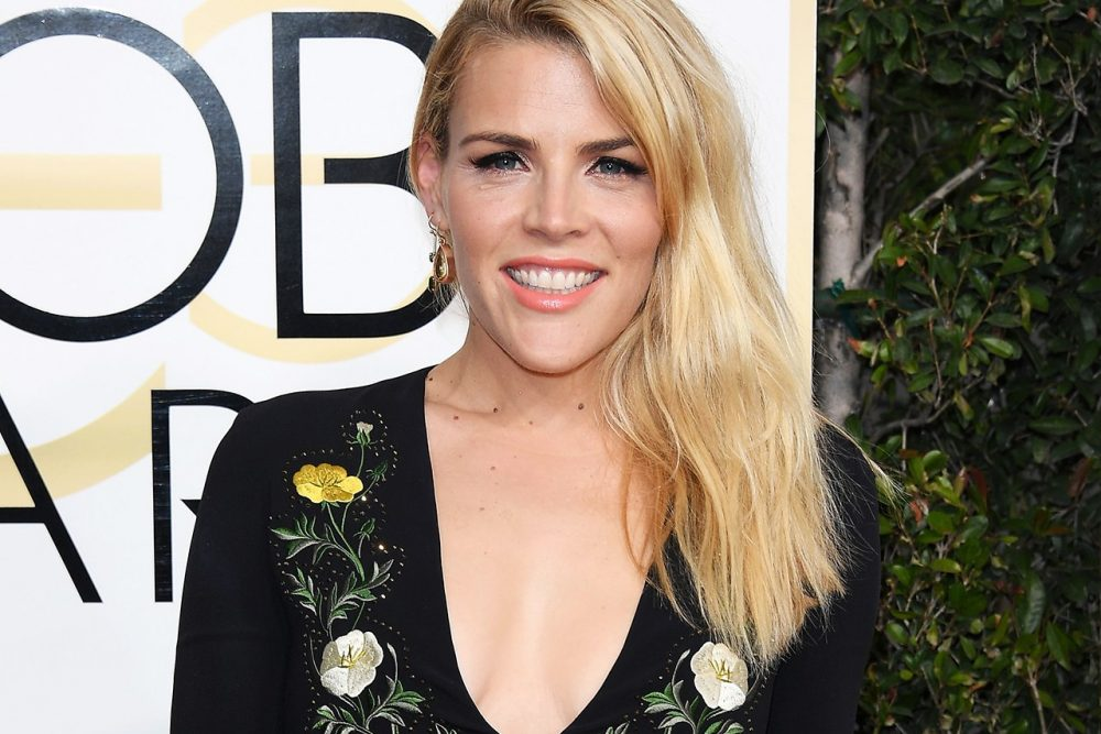 Busy Philipps Dishes On Motherhood