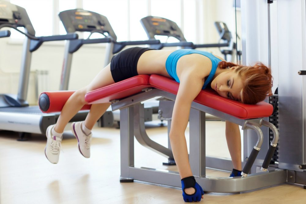 Why I Work Out Even Though I Feel Like Crap